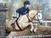 Commissioned Equestrian Portrait